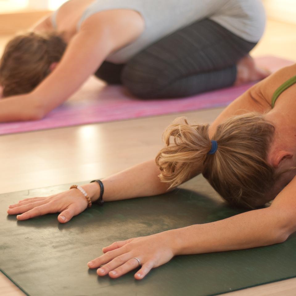 Soft yoga